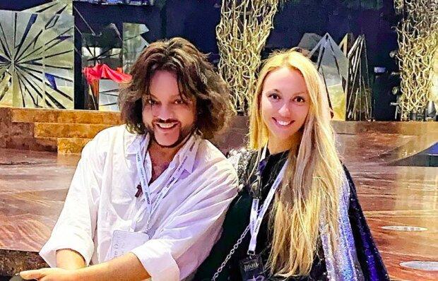 Оля Полякова і Філіп Кіркоров, instagram.com/polyakovamusic/