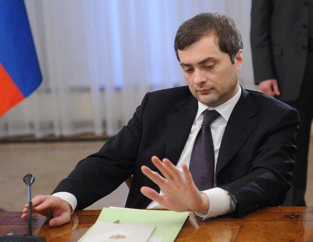 Сурков ездил в Донецк для организации фейковых выборов - СБУ