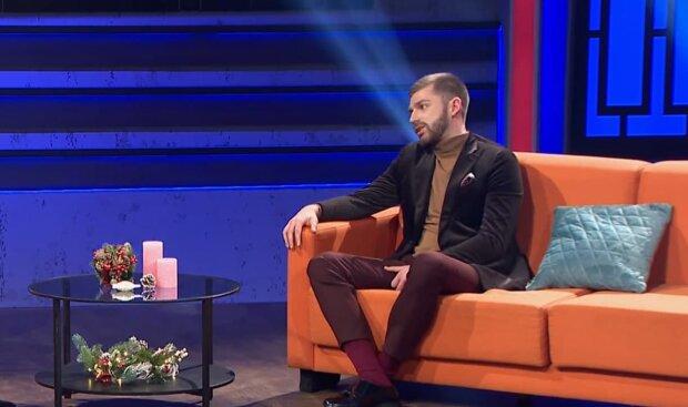 Андрій Рибак, Холостячка, скріншот з відео