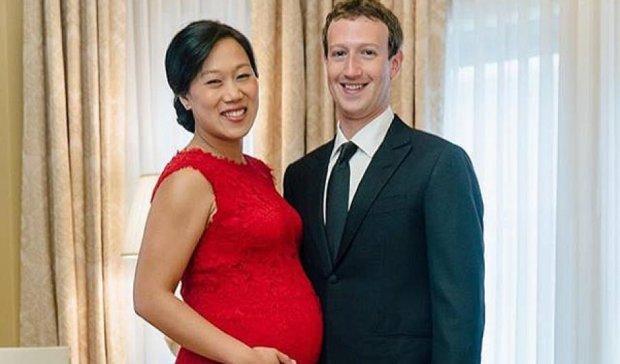 У доньки Цукерберга з'явиться сестра