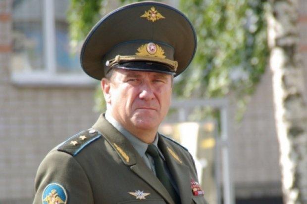 Російський генерал-лейтенант командував бойовиками під Дебальцевим