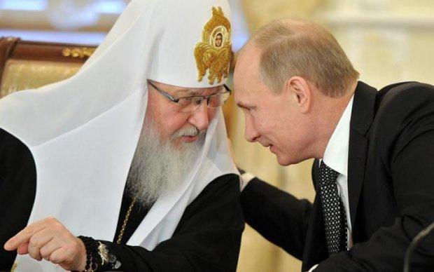 Путин и Кирилл отвертелись от щекотливого вопроса