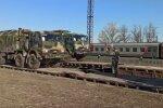 Російські війська, фото: скріншот з відео