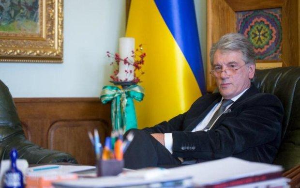 Ющенко знайшов нову роботу, і це не пасіка