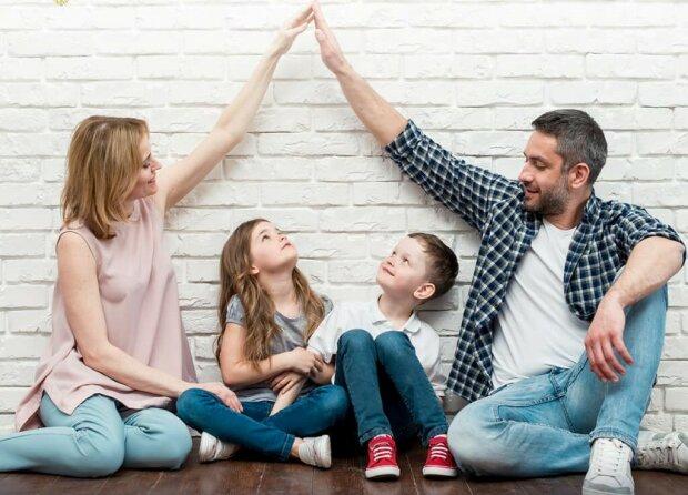 Родина, фото Мінсоцполітики