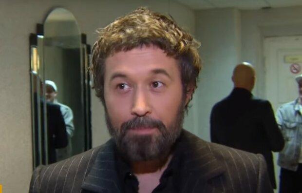 Сергій Бабкін, скріншот з відео