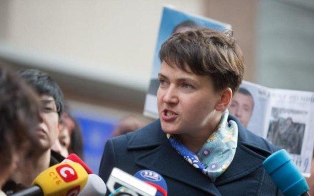 """""""Замовлення на вбивство з Банкової"""": Савченко зробила резонансну заяву"""