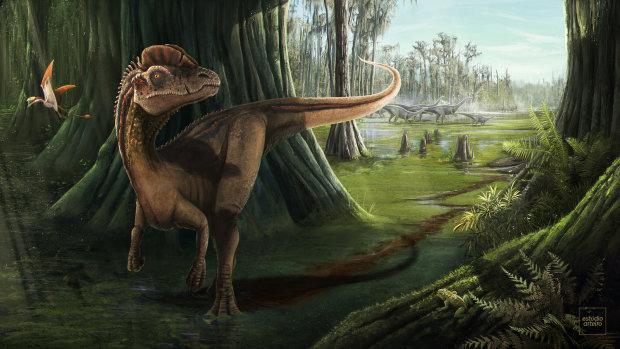 """Величезний """"прадід"""" тиранозавра відкрив археологам головну таємницю м'ясоїдних"""