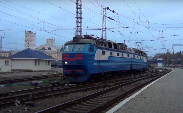 Вокзал у Харкові, зображення ілюстративне, кадр з відео: YouTube