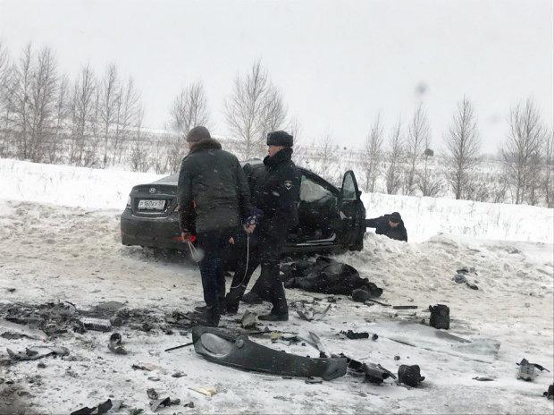 На Буковине под колесами погибла украинка: кровавая трагедия омрачила Новый год