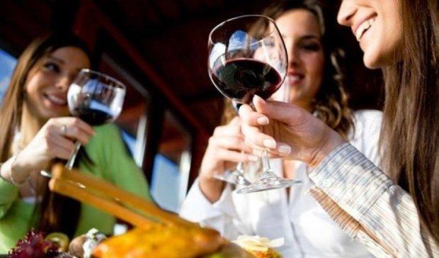 Вино підвищує самооцінку