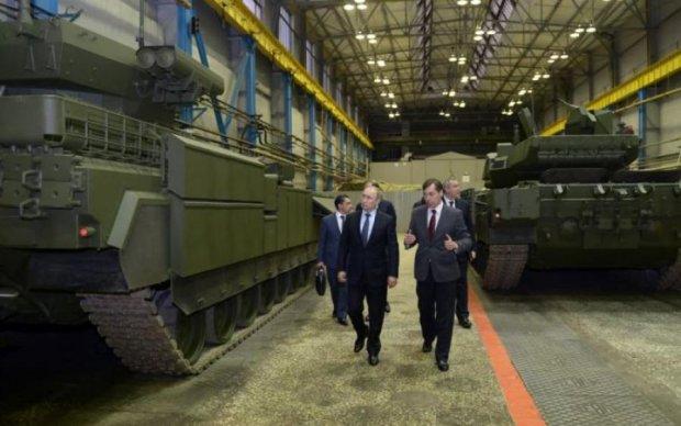 Путину пообещали создать новейшее оружие, но за несколько десятилетий