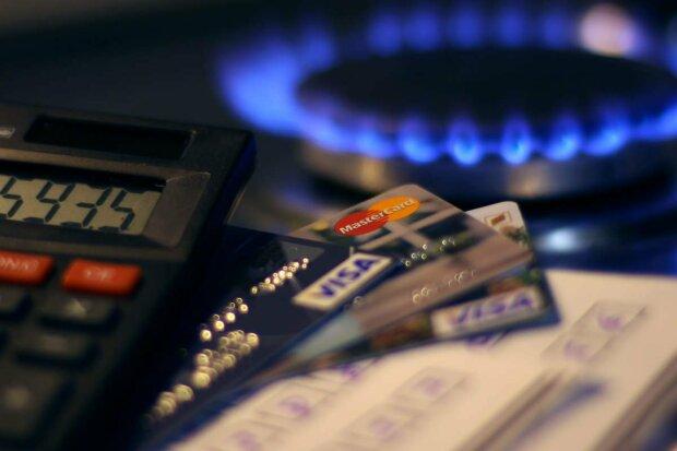 Оплата за газ онлайн: як оплатити послугу банківською картою