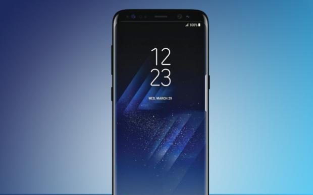 Samsung Galaxy S8 официально представили в Нью-Йорке