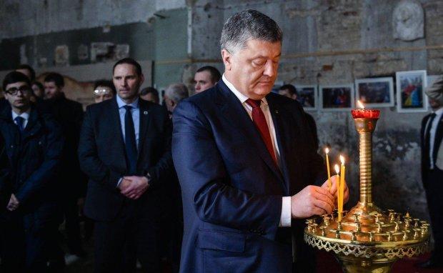 Порошенко приехал в Израиль, но патриарх отменил встречу