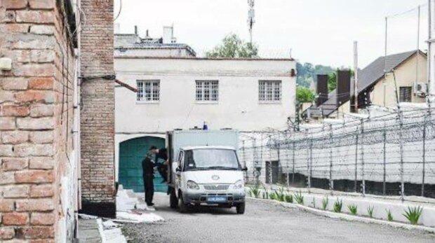 Тюрьма, фото: свободный источник