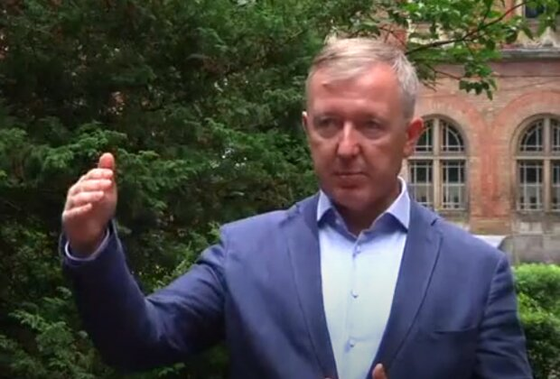 Голова Чернівецької ОДА Сергій Осачук, скріншот