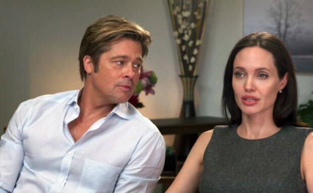 Анджелина Джоли выдвинула ультиматум Брэду Питту