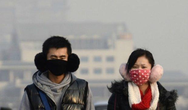 Китайцы скупают баллончики с чистым воздухом