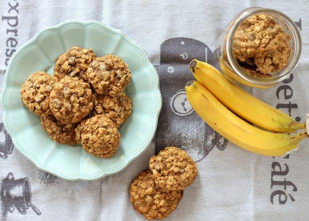Банановое печенье: рецепт диетического десерта