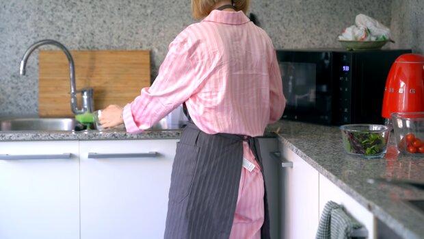 Кухня, скриншот с видео
