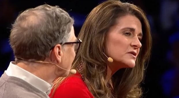 Білл і Мелінда Гейтс, скріншот: Youtube
