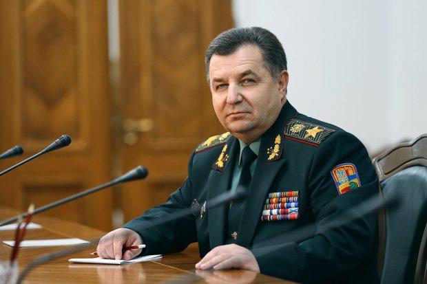 Агрессия в Керченском проливе: Полторак объяснил, почему украинцы не открыли огонь в ответ