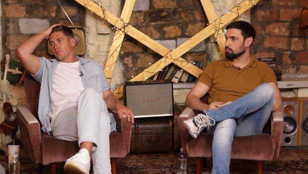 Остапчук и Козловский, фото: Люкс ФМ