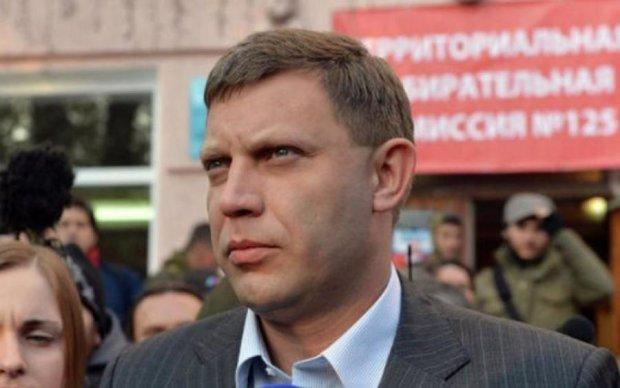 Захарченко проговорился о кровавых планах боевиков