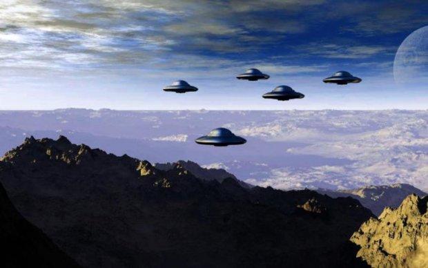 Прибульці готуються атакувати Землю: фотофакт
