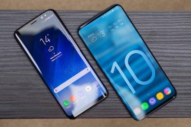 Официальные фото Galaxy S10 появились в сети