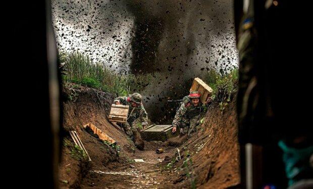 українські військові, фото з Facebook