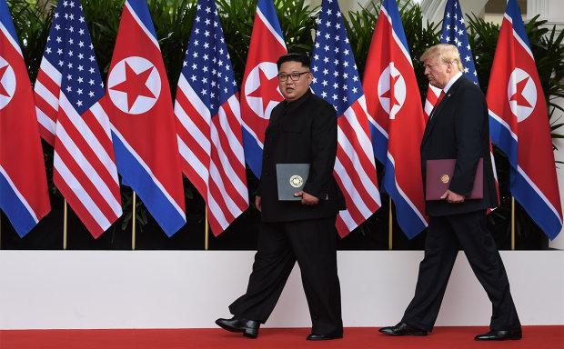 Ким Чен Ын и Трамп сходят на второе свидание: стали известны место и время