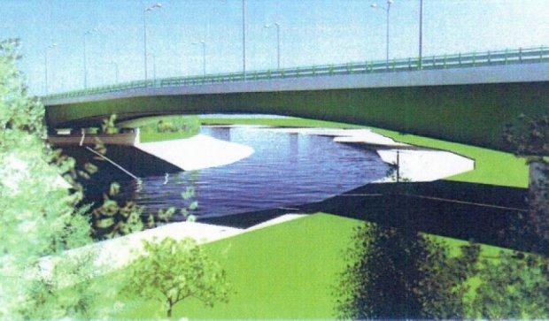 Презентовано проект 240-метрового моста між Україною та Румунією