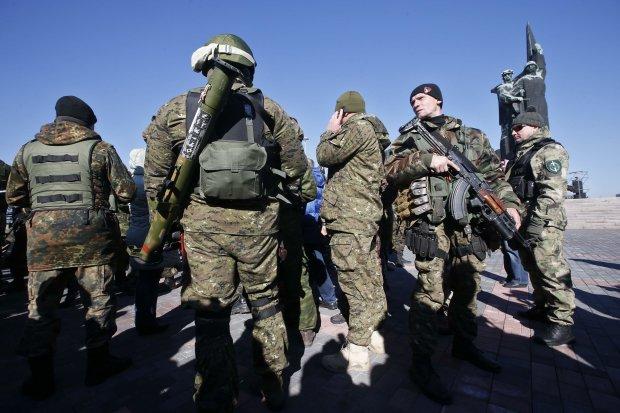 """Бойовики вдарили по українським воїнам """"смердючою"""" зброєю"""