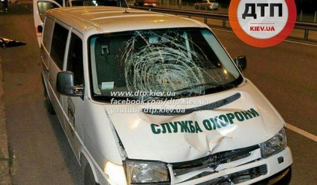Смертельна ДТП в Києві: нетверезий пішохід загинув під колесами (фото)
