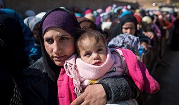 Ежедневно в Европу прибывают восемь тысяч беженцев - ООН
