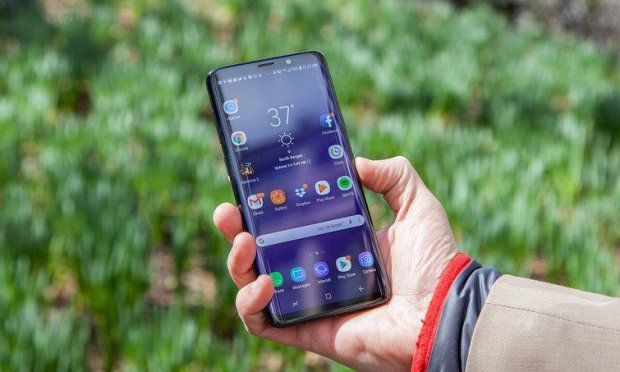 Samsung Experience 10: в сети показали новый Android