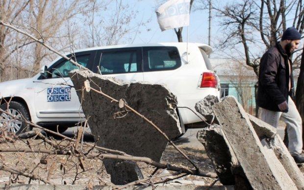 Взрыв машины ОБСЕ: Украина три года как не контролирует место трагедии