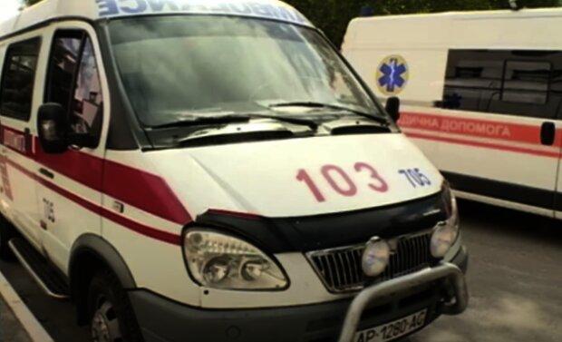 Карета швидкої допомоги, скріншот