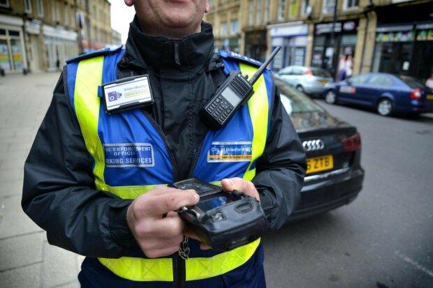 Штрафи за паркування - фото День
