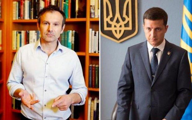 Вакарчук чи Зеленський: кого бачать в кріслі президента українці