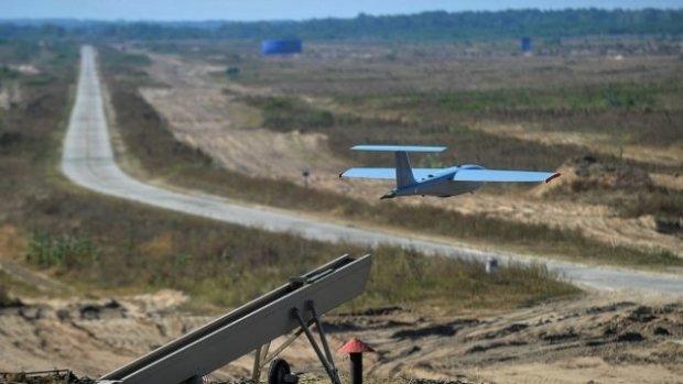 """Ударный дрон ВСУ """"убрал"""" террористов одним выстрелом, и это только начало: мощное видео"""