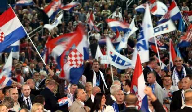 Хорватская оппозиция побеждает на выборах
