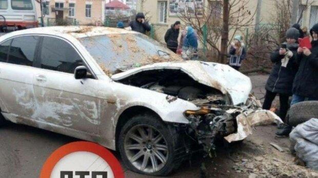 Авария, фото: Facebook