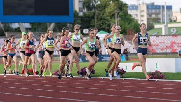 Забег, фото иллюстративное: Facebook  федерация легкой атлетики Ивано-Франковской области