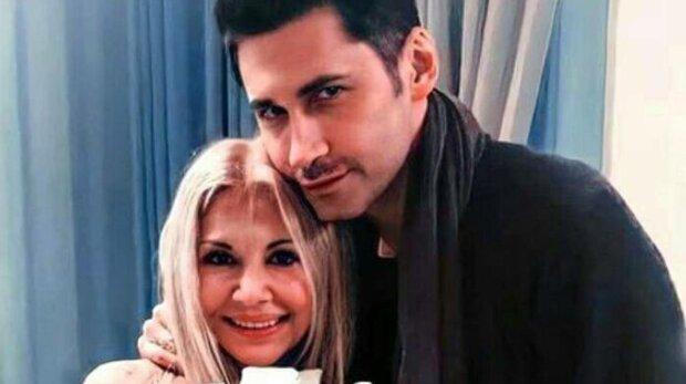 Дан Балан с мамой, фото: Instagram