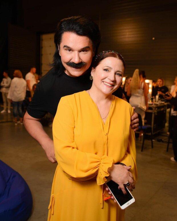 Павло Зібров і Ніна Матвієнко, фото: Instagram