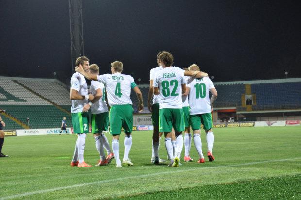 Ворскла героически выиграла первый матч в Лиге Европы