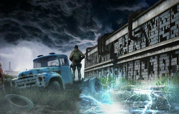 """Сталкерам удалось поймать на камеру """"местного"""" из Чернобыля: """"Где нет людей, там жизнь..."""""""